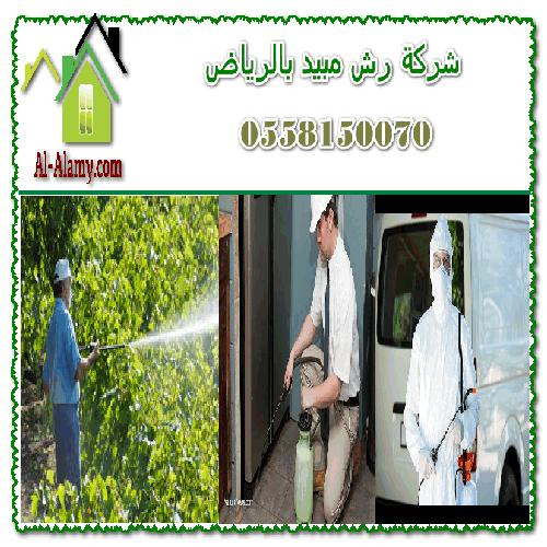 افضل شركة رش مبيدات في الرياض